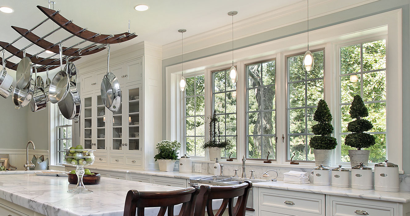 Allied Windows Kitchen Example