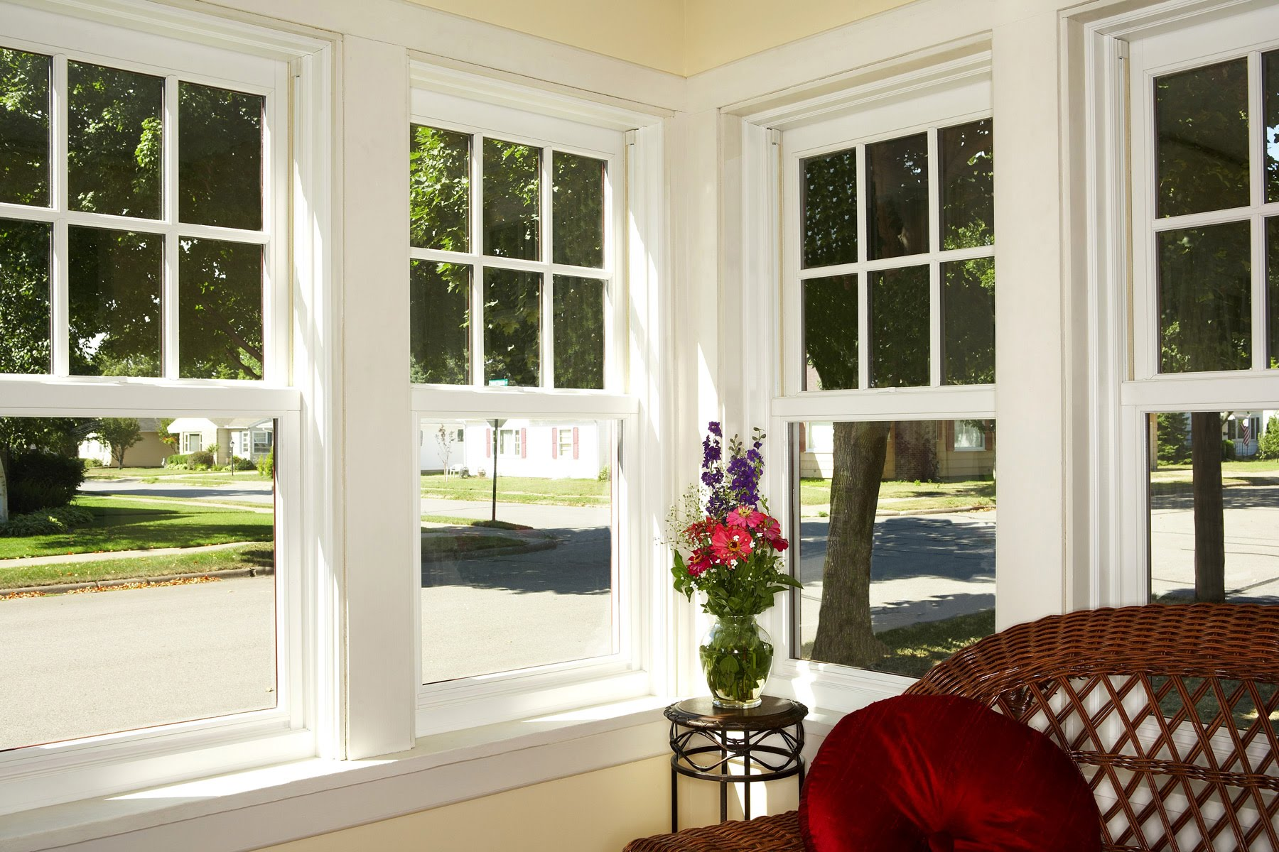 Creative Windows Exterior Install