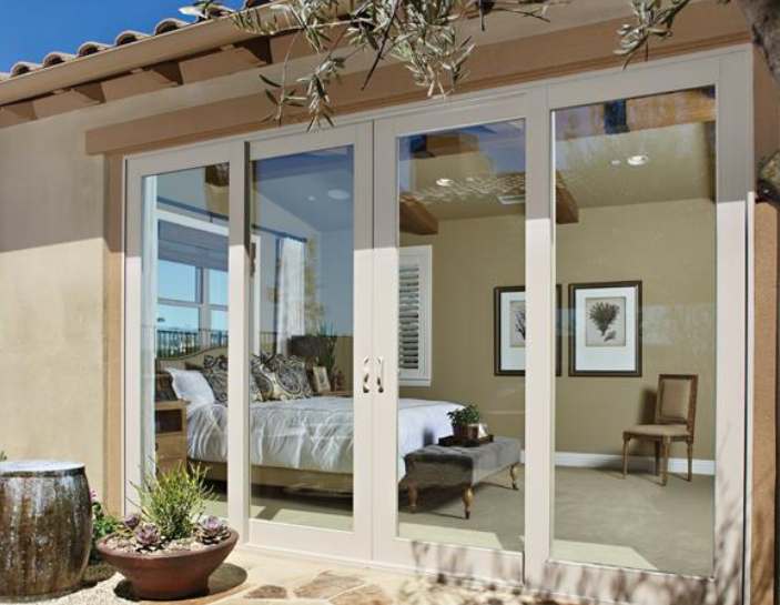 Milgard Monetcito Vinyl Windows