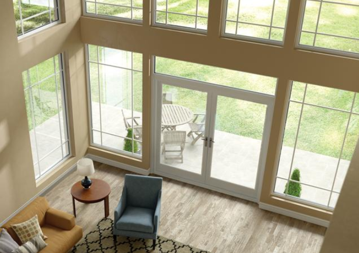 Milgard Ultra Series Windows
