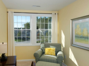 Harvey Slimline Single Hung Window