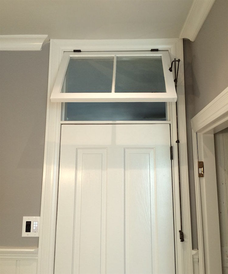Transom Windows Cost Of Installation Window